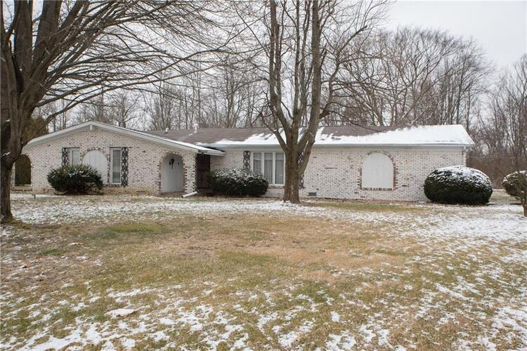 601 N Sunset Court Greenfield, IN 46140   MLS 21761405