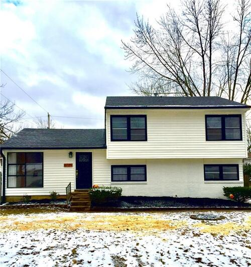 6129 E 43rd Street Indianapolis, IN 46226 | MLS 21761453