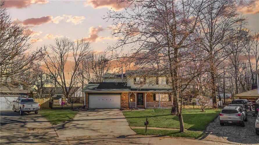 3622  Lantry Court Indianapolis, IN 46227 | MLS 21762570
