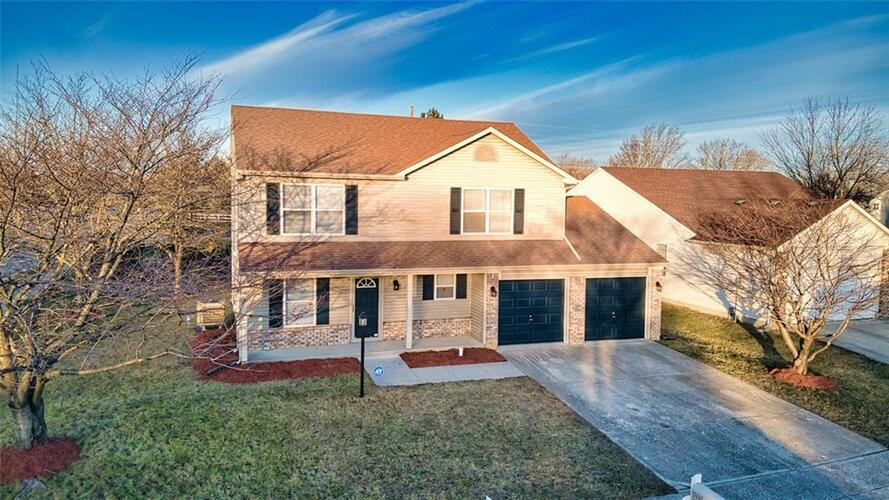 3948  Waterfield Drive Indianapolis, IN 46235 | MLS 21762601