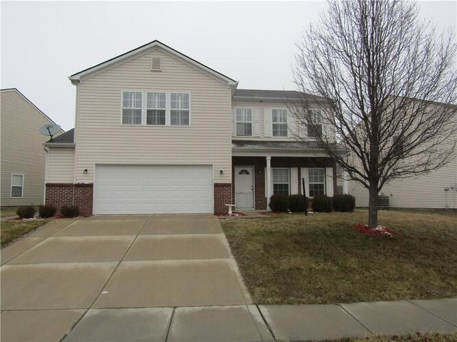 10422  Bellchime Court Indianapolis, IN 46235 | MLS 21763013