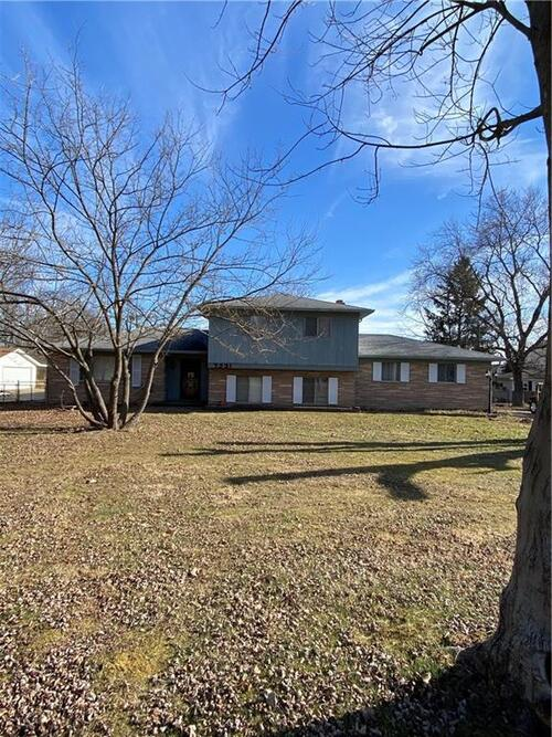 7231 S Franklin Road Indianapolis, IN 46259   MLS 21763021