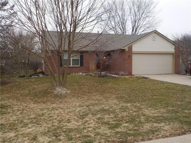 12722  White Rock Court Indianapolis, IN 46236 | MLS 21763252