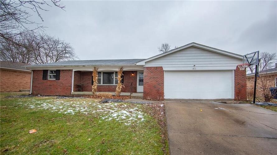 411  Country Club Lane Anderson, IN 46011   MLS 21763304