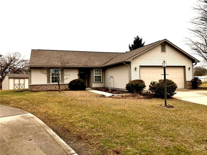 2112  Coldwater Circle Indianapolis, IN 46239 | MLS 21763437