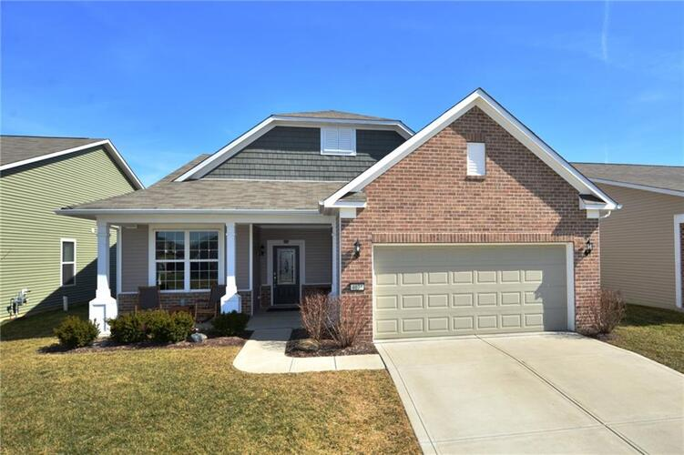 4073  Amaryllis Drive Plainfield, IN 46168 | MLS 21764401