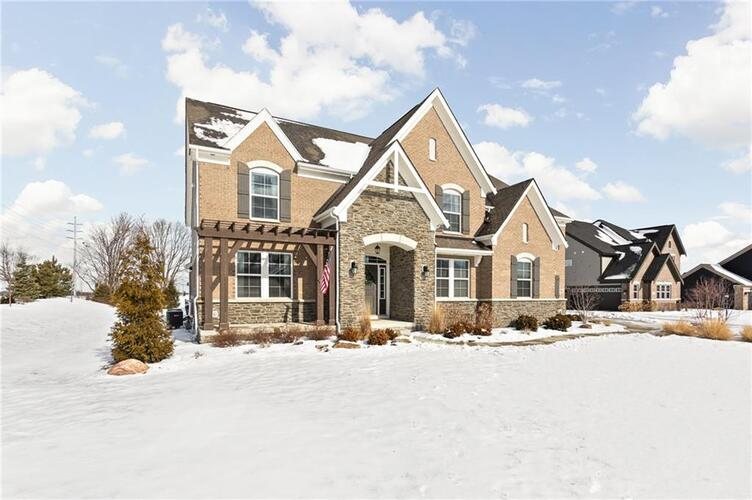 1396 Burgess Hill Pass Westfield IN 46074 | MLS 21764415