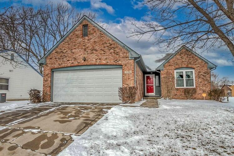 10156  Park Royale Drive Indianapolis, IN 46229 | MLS 21765162