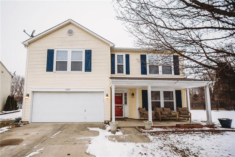 5502  Front Point Court Indianapolis, IN 46237 | MLS 21765232