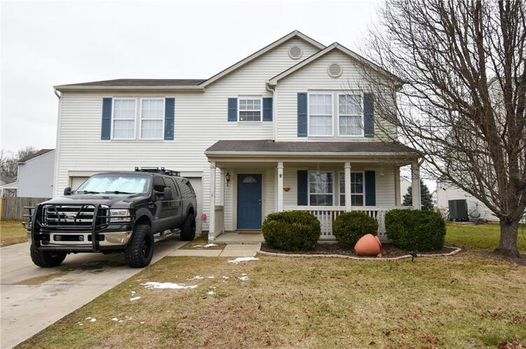 5609  Woodland Trace Boulevard Indianapolis, IN 46237 | MLS 21765273