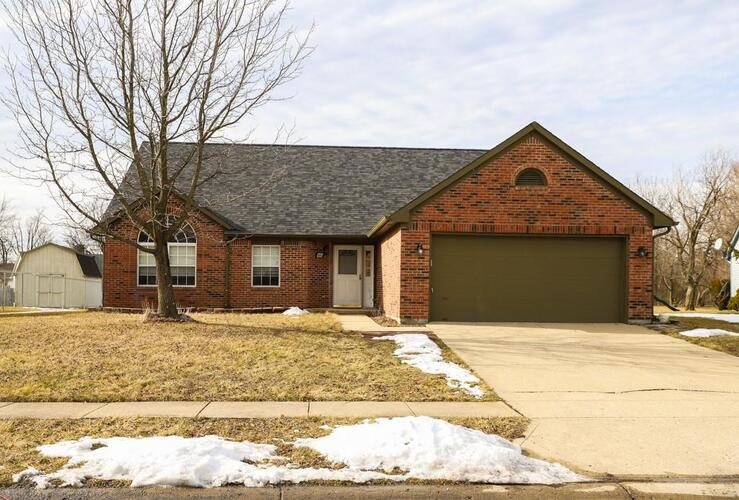 460  Lullaby Boulevard Greenfield, IN 46140 | MLS 21765622