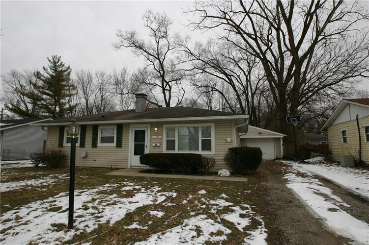 2819  Shirley Drive Indianapolis, IN 46222   MLS 21765645