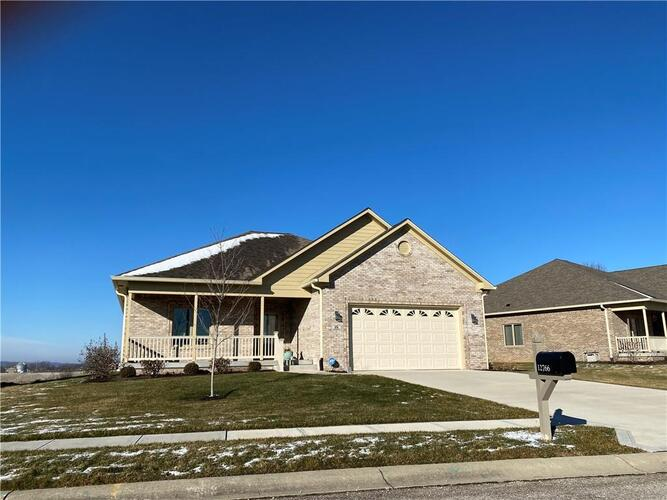 12766 N Commons West Drive Mooresville, IN 46158 | MLS 21766042