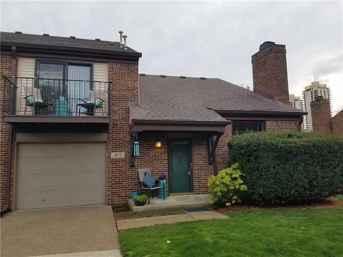 475 E Arch Street Indianapolis, IN 46202 | MLS 21766297