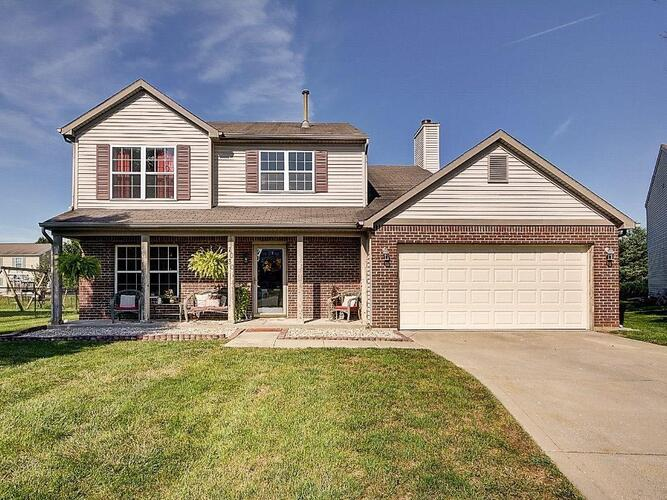 7030  IRA Court Indianapolis, IN 46217 | MLS 21767525