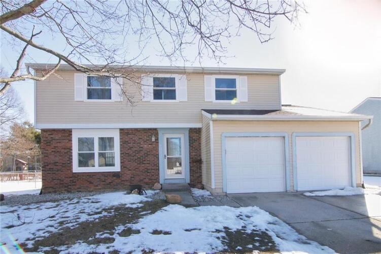 605 E Brentwood Drive Plainfield, IN 46168 | MLS 21767599