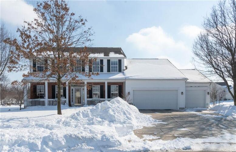 6561  YORKSHIRE CIRCLE  Zionsville, IN 46077 | MLS 21767619