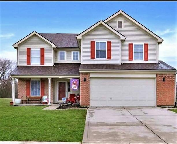 6325  Stone Trail Way Anderson, IN 46013 | MLS 21767643