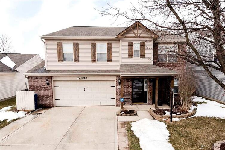 5822  Outer Bank Road Indianapolis, IN 46239   MLS 21768078