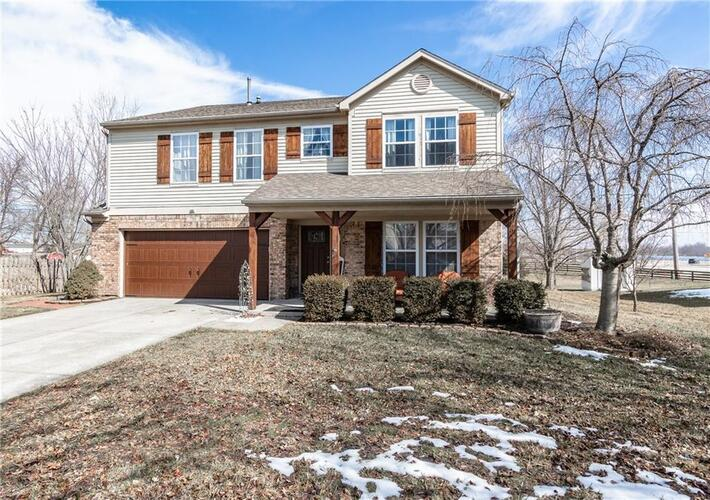7702  Winterberry Court Noblesville, IN 46062 | MLS 21768317