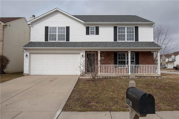 6720  Southern Cross Drive Indianapolis, IN 46237 | MLS 21768668