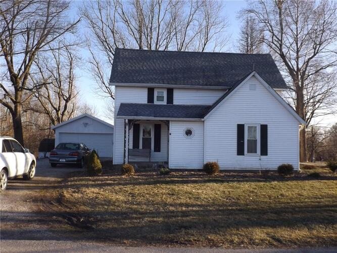 3031 E Marion Road Shelbyville, IN 46176   MLS 21769149
