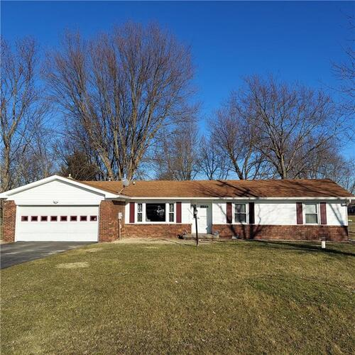 1402 S Thompson Road Shelbyville, IN 46176   MLS 21769190