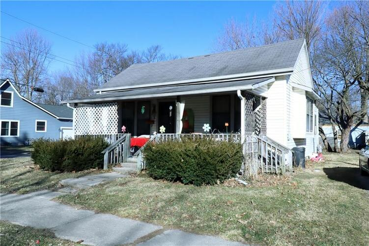 221 N Noble Street Greenfield, IN 46140 | MLS 21769312