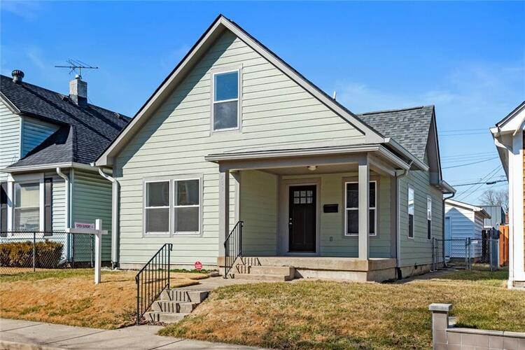 708  Cottage Avenue Indianapolis, IN 46203 | MLS 21769335