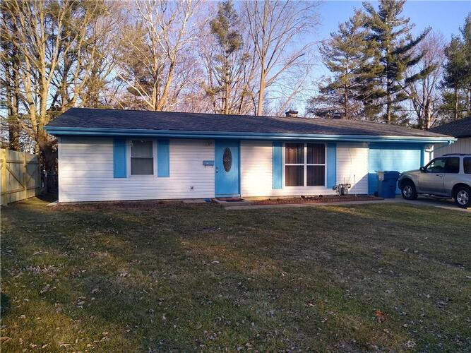 4007  EISENHOWER Drive Indianapolis, IN 46254 | MLS 21769686