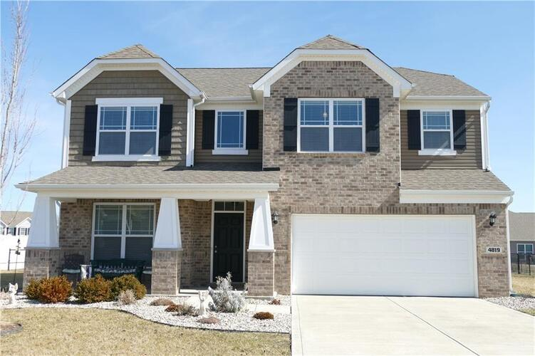 4819  WHITE MARLIN Drive Indianapolis, IN 46239 | MLS 21769790