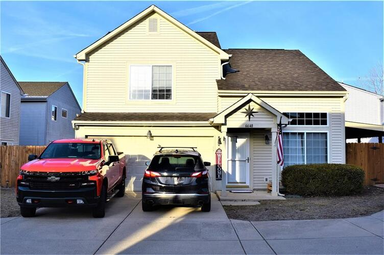 6648  Dunsdin Drive Plainfield, IN 46168 | MLS 21769854