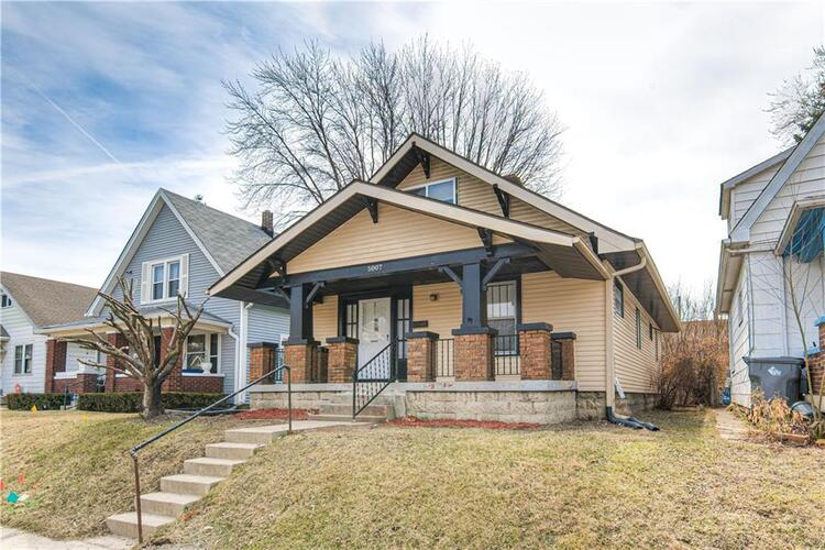 5007 E New York Street Indianapolis, IN 46201 | MLS 21770197