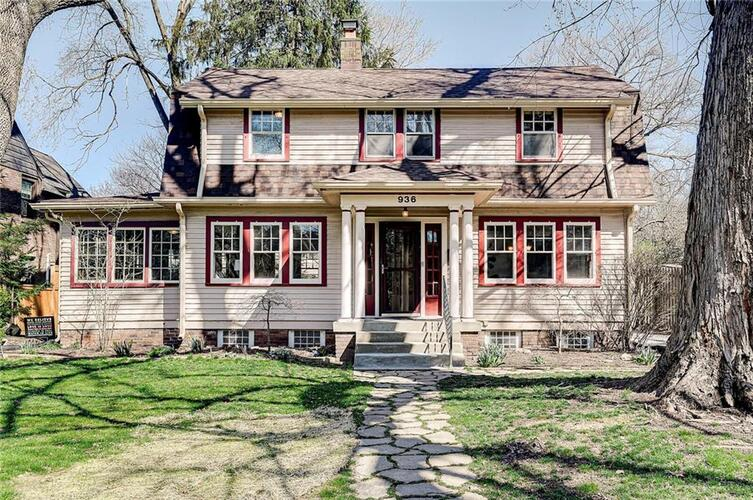 936 E 58th Street Indianapolis, IN 46220 | MLS 21770545