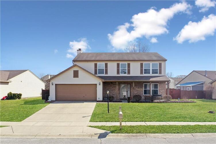 8019  Arvada Place Indianapolis, IN 46236   MLS 21770733