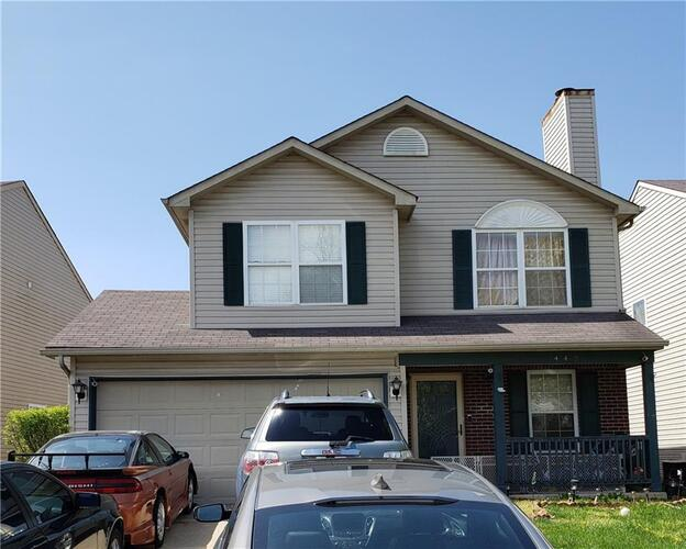 442  Red Tail Lane Indianapolis, IN 46241   MLS 21771052