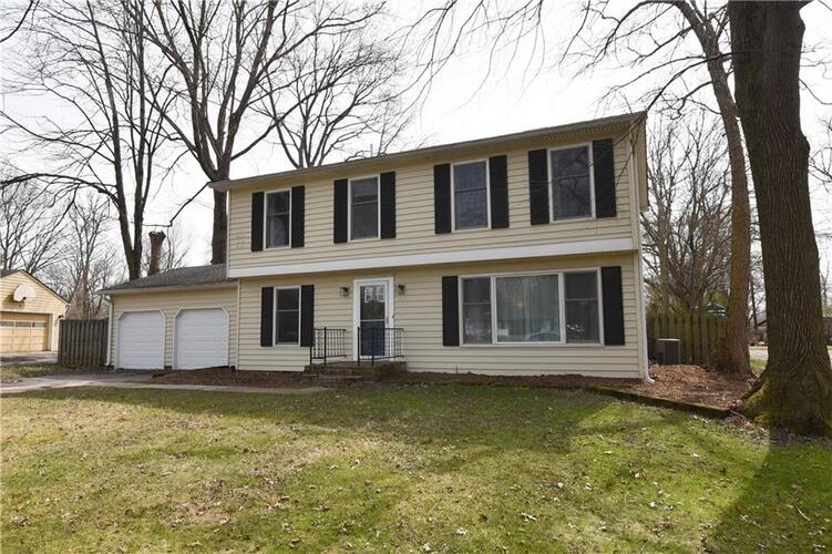 3211  Melbourne Road South Drive Indianapolis, IN 46228 | MLS 21771719