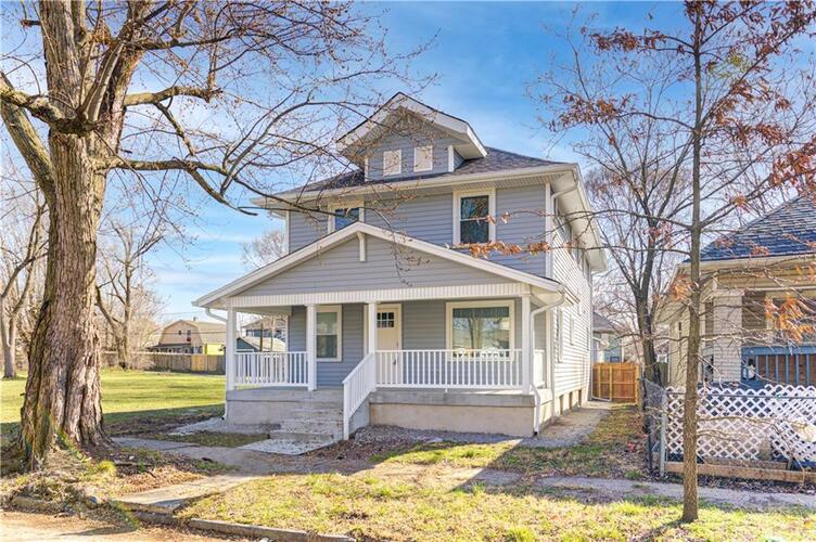 413 N Tacoma Avenue Indianapolis, IN 46201   MLS 21772999