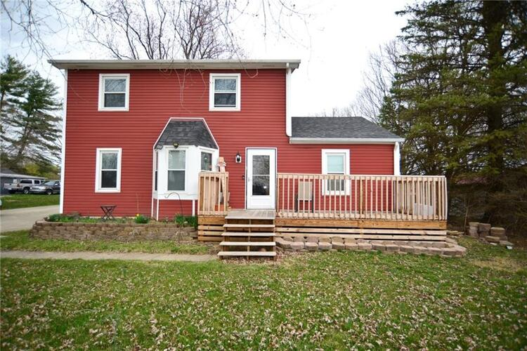 2080 E County Road 600  Clayton, IN 46118 | MLS 21773907