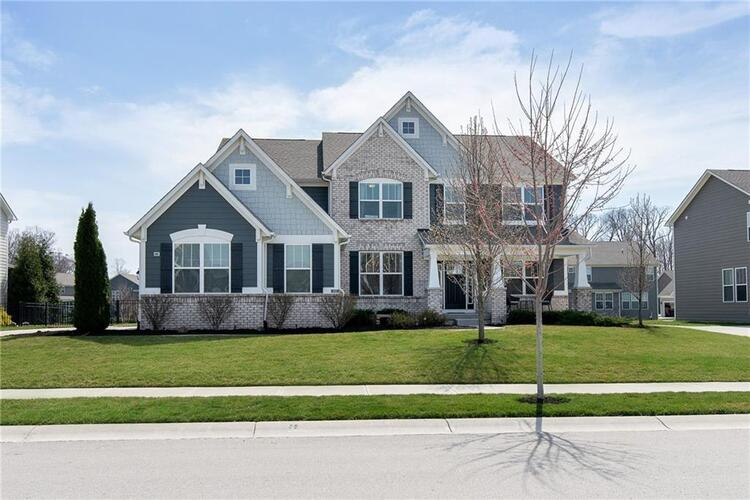 14913  Dennison Drive Fishers, IN 46037 | MLS 21774589