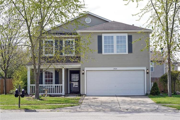 2426  Woodmont Court Plainfield, IN 46168 | MLS 21774593