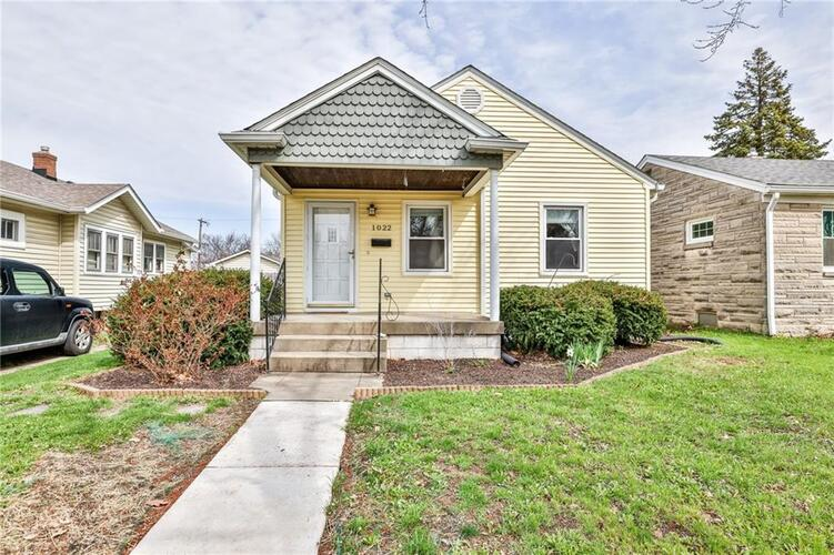 1022  Cameron Street Indianapolis, IN 46203 | MLS 21774775