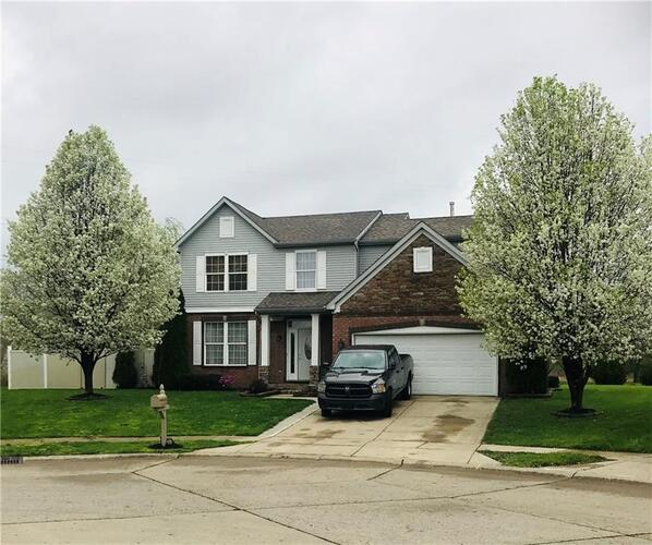 10606  Young Lake Drive Indianapolis, IN 46239 | MLS 21774789