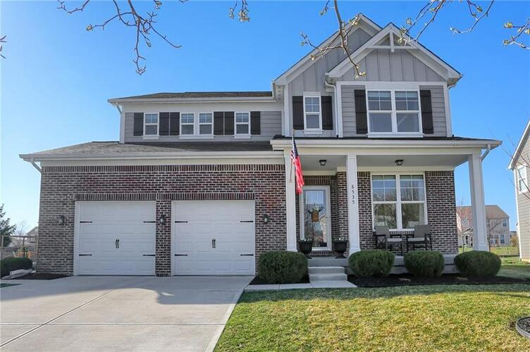 8535  New Heritage Drive Indianapolis, IN 46239 | MLS 21774871