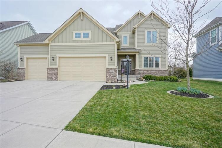 10905  Blooming Orchard Drive Fishers, IN 46038 | MLS 21775027