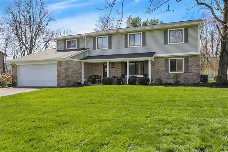 6804  Bloomfield Drive Indianapolis, IN 46259 | MLS 21775167