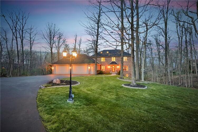 9322  SEASCAPE Drive Indianapolis, IN 46256 | MLS 21775293