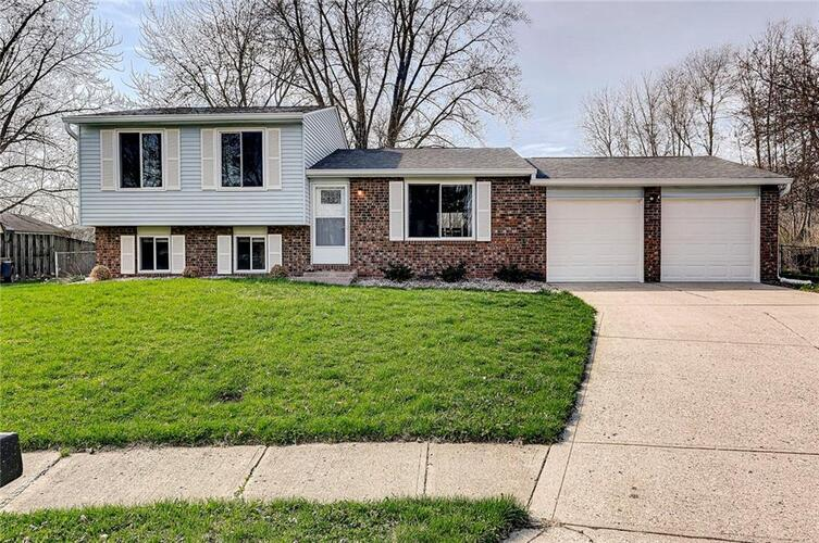 6722  Chauncey Drive Indianapolis, IN 46221 | MLS 21775608