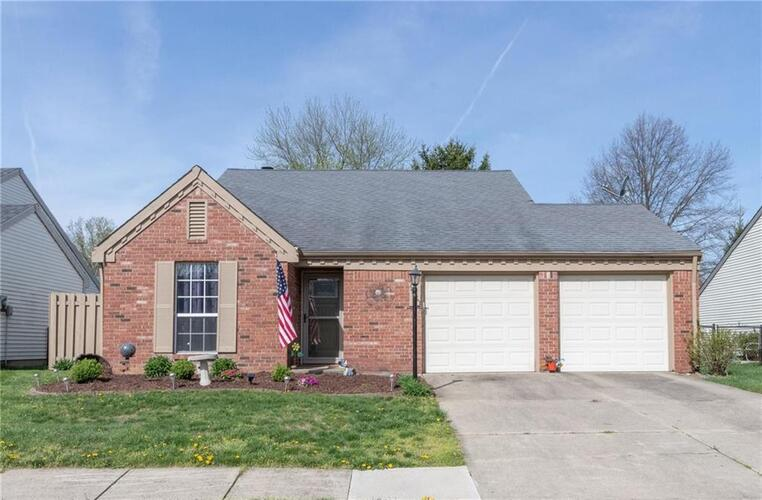 9430  Colony Pointe East Drive Indianapolis, IN 46250 | MLS 21775662
