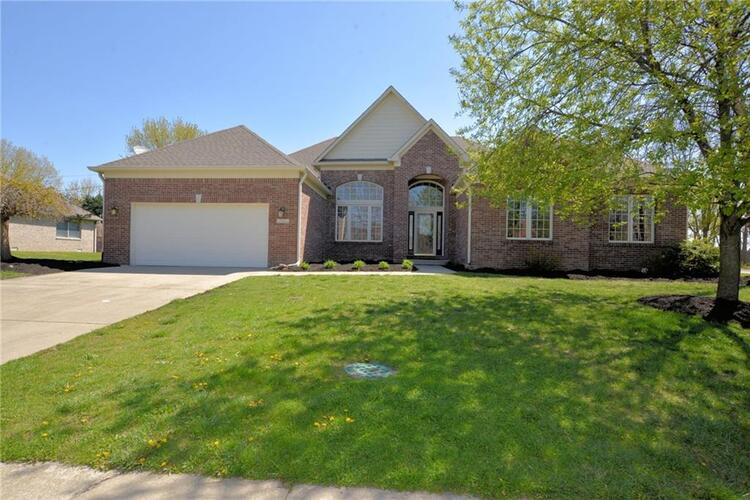 1537  Forest Commons Drive Avon, IN 46123 | MLS 21775777